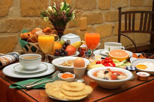 10 errores a evitar en el desayuno