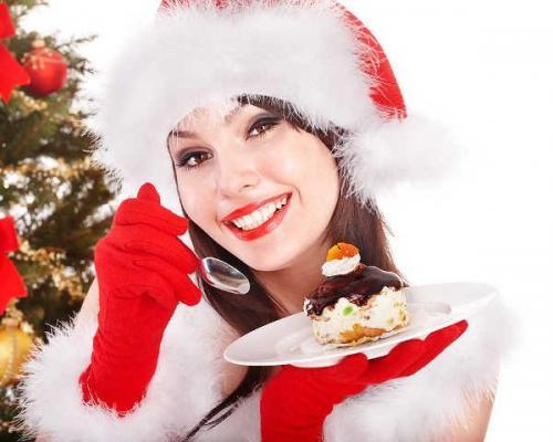 12 reglas de oro para evitar el aumento de peso durante las fiestas