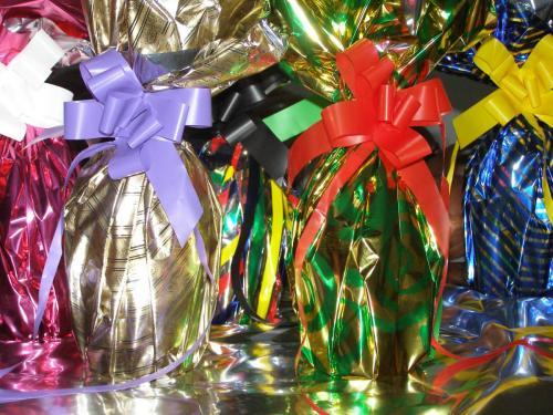 5 ideas para reciclar el papel de los huevos de pascua