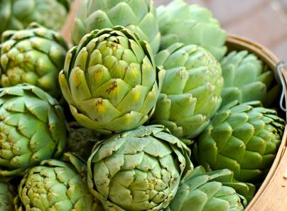 Alcachofas para purificar y proteger el hígado
