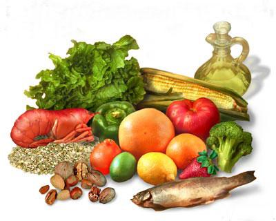 Alimentos que mejoran el funcionamiento de la tiroides