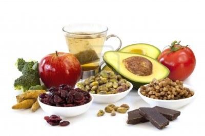 Antioxidantes Naturales: 10 alimentos contra los radicales libres y el envejecimiento