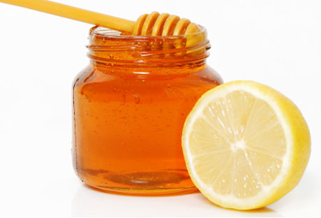 como bajar de peso con limon y miel