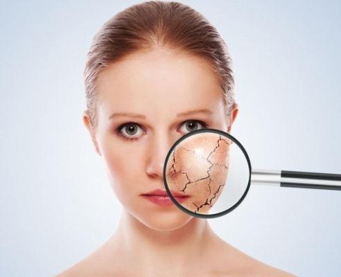 Combatir la piel seca y deshidratada