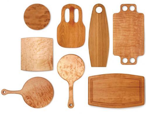 Como limpiar los utensilios de madera de manera natural for Utensilios de hogar