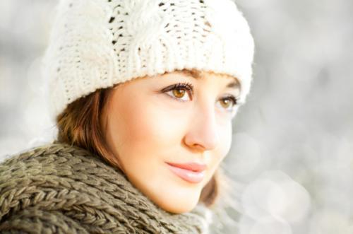 Cosméticos naturales para el invierno