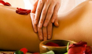 Dos aceites para masajes relajantes y... para enamorados
