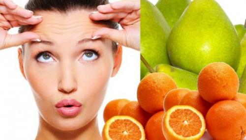 3 máscaras de frutas para cada tipo de piel