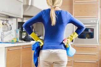 ¿cuáles son los lugares de la casa donde más se esconden los gérmenes y bacterias:?