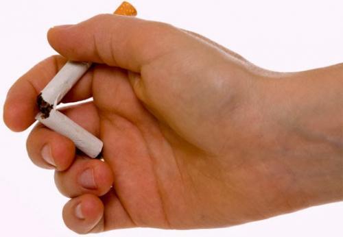 Hierbas para dejar de fumar