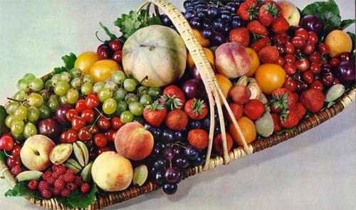La fruta no engorda: sepa porqué