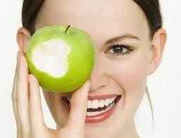 La manzana, una fruta cosmética