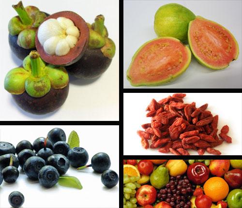 Los 4 alimentos más ricos en antioxidantes naturales