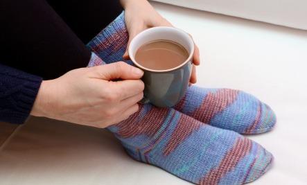 Manos y pies fríos: causas y remedios naturales