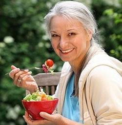 Menopausia: aliviar los síntomas a través de la alimentación