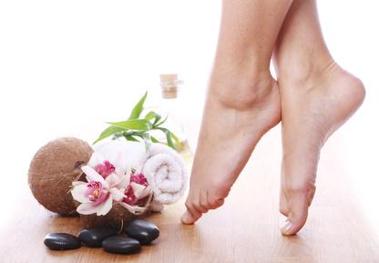 Como tener unos pies bonitos, suaves y sin talones agrietados