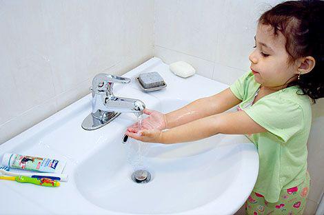 Remedios naturales contra las diarreas en los niños