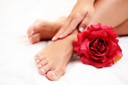 Remedios naturales para los pies secos