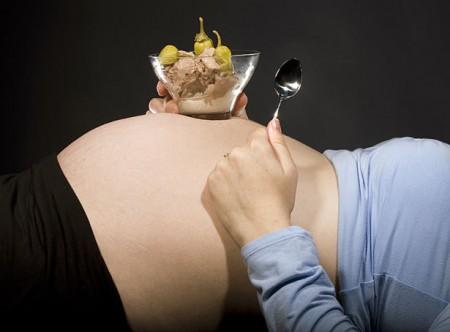 Súper alimentos para el embarazo