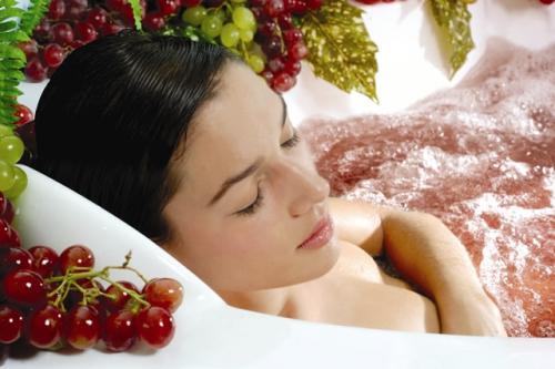 Tratamientos de belleza con vinoterapia